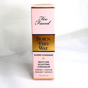 🏷 NIB TOO FACED BORN THIS WAY CONCEALER GOLDEN